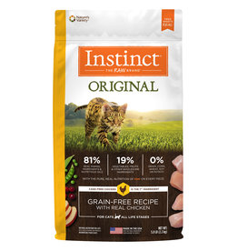 Nature's Variety NV Cat Instinct Dry Original Chicken GF