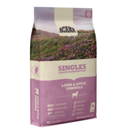 Acana Acana Dog Dry Singles LID Lamb & Apple GF