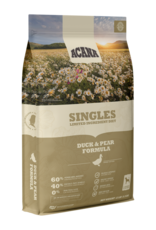 Acana Acana Dry Dog Food Singles Duck & Pear Formula Limited Ingredient Diet Grain Free
