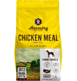 Ancestry Ancestry Dog Dry Chicken Meal & Rice