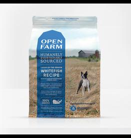 Open Farm Open Farm Dog Dry Whitefish GF