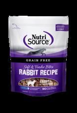 NutriSource NutriSource Dog Treats Rabbit Bites 6oz Grain Free