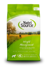 NutriSource NutriSource Dry Dog Food Weight Management Recipe Chicken & Chicken Meal Formula Grain Inclusive