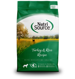 NutriSource NutriSource Dog Dry Turkey & Rice