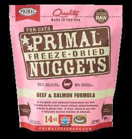 Primal Primal Cat FD Beef & Salmon 14oz