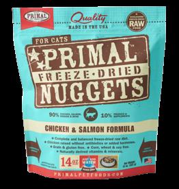 Primal Primal Cat FD Chicken & Salmon 14oz