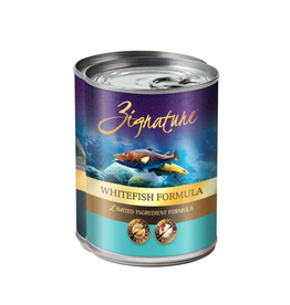 Zignature Zignature Dog Can Whitefish 13oz