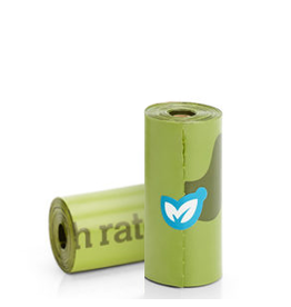 Earth Rated Earth Rated Poop Bags Single Roll 15 Bags