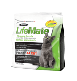 Pestell Lifemate Health Alert Clumping Cat Litter 11lb