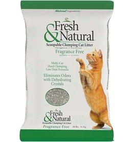 Fresh and Natural Fresh & Natural Cat Litter Fragrance Free