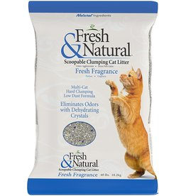 Fresh and Natural Fresh & Natural Cat Litter Fresh Fragrance