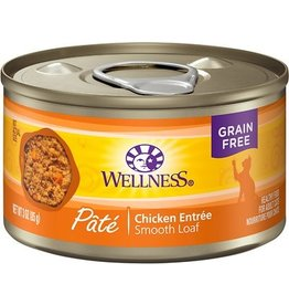 Wellness Wellness Cat Can Chicken Pate 3oz
