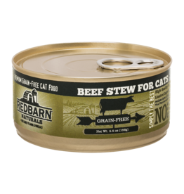 Redbarn Redbarn Cat Can Beef Stew 5.5oz