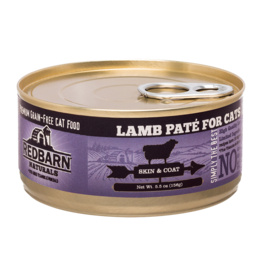 Redbarn Redbarn Cat Can Lamb Pate Skin/Coat 5.5oz