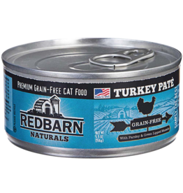 Redbarn Redbarn Cat Can Turkey Pate 5.5oz