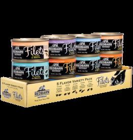 Redbarn Redbarn Cat Can Filets Variety 12 Pack 2.8oz