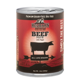 Redbarn Redbarn Dog Can Beef Pate All Stages 13oz