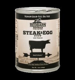 Redbarn Redbarn Dog Can Steak & Egg Stew 13oz