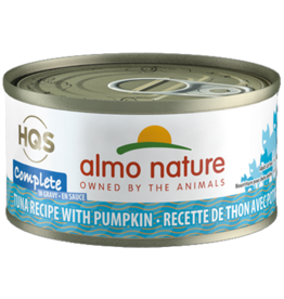 Almo Nature Almo Complete Cat Can Tuna Pumpkin 2.47oz