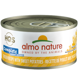 Almo Nature Almo Complete Cat Can Chicken Sweet Potato 2.8oz