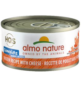 Almo Nature Almo Complete Cat Can Chicken Cheese 2.47 oz