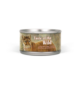 Taste of the Wild Taste of the Wild Cat Can Canyon River 3oz