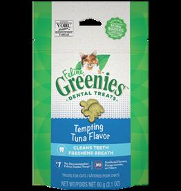 Greenies Greenies Cat Dental Treats Tuna Flavor