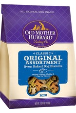 Old Mother Hubbard Old Mother Hubbard Classic Original Assortment Oven Baked Dog Biscuits Mini 3lbs - Original, Chicken, Cheddar, Char-Tar