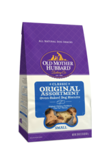 Old Mother Hubbard Old Mother Hubbard Classic Original Assortment Oven Baked Dog Biscuits Small 3lbs - Original, Chicken, Cheddar, Char-Tar