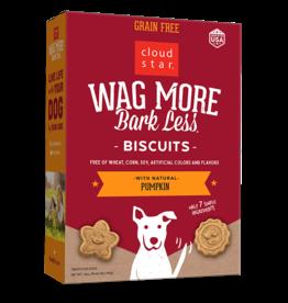 Cloud Star WMBL Dog Biscuits Pumpkin GF 14oz