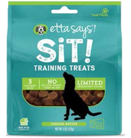 Treat Planet Etta Says Sit Training Treats Cheese 6oz
