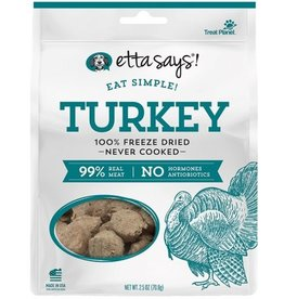 Treat Planet Etta Says Eat Simple FD Turkey 2.5oz