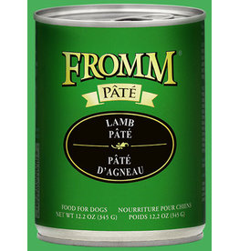Fromm Fromm Dog Can Lamb Sweet Potato Pate 12.2oz