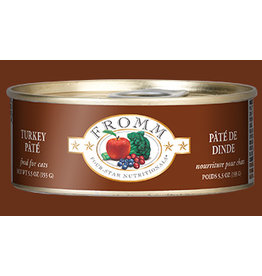 Fromm Fromm Cat Can Turkey 5.5oz