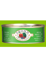 Fromm Fromm Wet Cat Food Four Star Nutritionals Chicken & Duck Pate 5.5oz Can Grain Free