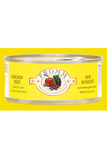 Fromm Fromm Wet Cat Food Four Star Nutritionals Chicken Pate 5.5oz Can Grain Free