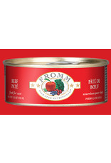 Fromm Fromm Wet Cat Food Four Star Nutritionals Beef Pate 5.5oz Can