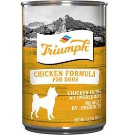 Triumph Triumph Dog Can Chicken 13oz