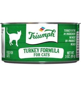 Triumph Triumph Cat Can Turkey 3oz