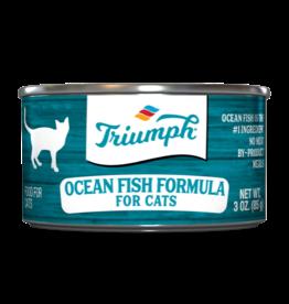 Triumph Triumph Cat Can Ocean Fish 3oz