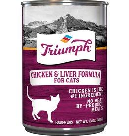 Triumph Triumph Cat Can Chicken & Liver 13oz