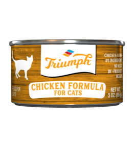 Triumph Triumph Cat Can Chicken 3oz