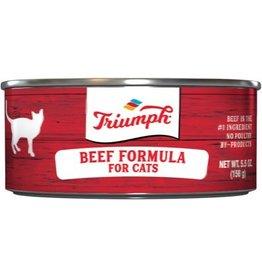 Triumph Triumph Cat Can Beef 5.5oz