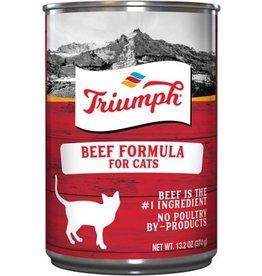 Triumph Triumph Cat Can Beef 13oz
