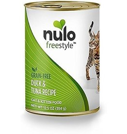 Nulo Nulo Cat Can Duck & Tuna Pate 12.5oz
