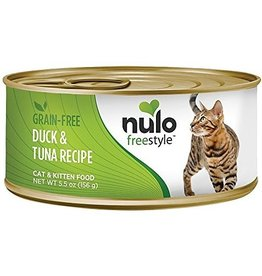 Nulo Nulo Cat Can Duck & Tuna Pate 5.5oz