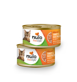 Nulo Nulo Cat Can Minced Turkey & Duck 3oz
