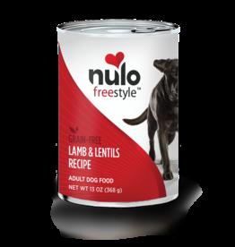 Nulo Nulo Dog Can Lamb & Lentils 13oz