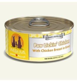 Weruva Weruva Dog Can Paw Lickin Chicken 5.5oz