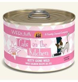 Weruva Weruva Cat CITK Can Kitty Gone Wild 6oz